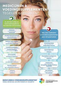 Medicijnen en supplementen tegelijk gebruiken?